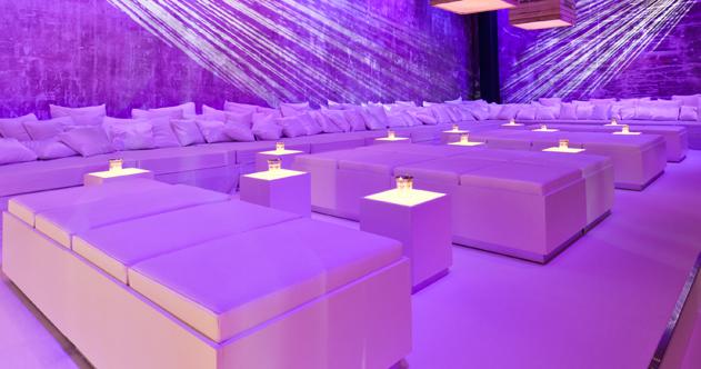 Tuuba gmbh der quadratische loungetisch - Pool quadratisch ...